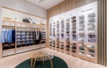 Visite virtuelle Lacoste shop Genève